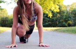 women wieght loss running