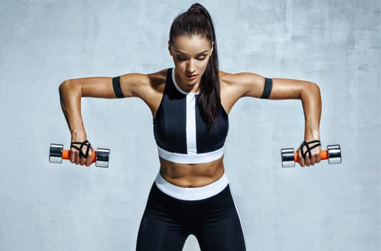 arms workout women